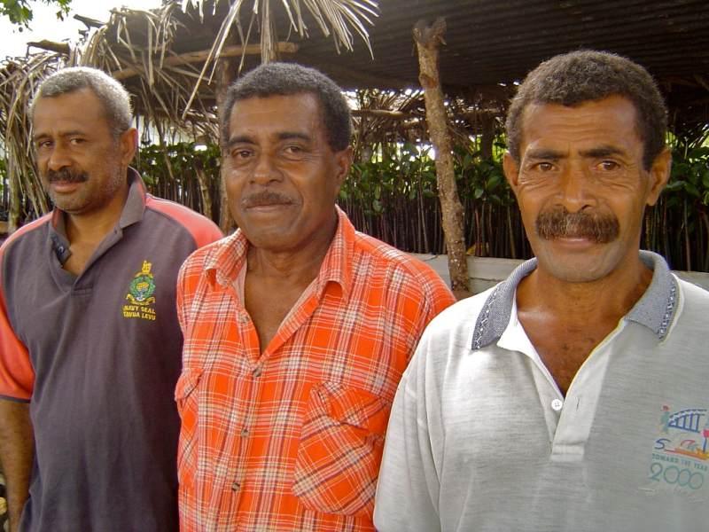 Vatutavui Mangrove Reforestation Committee